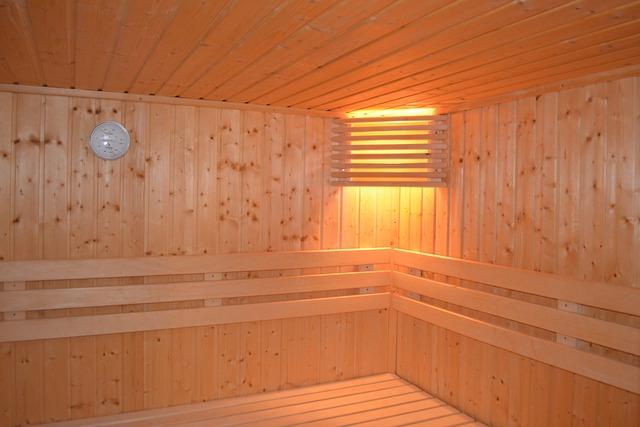 relax v sauně