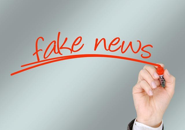falešné novinky