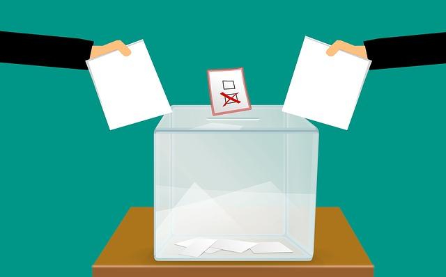hlasovací urna