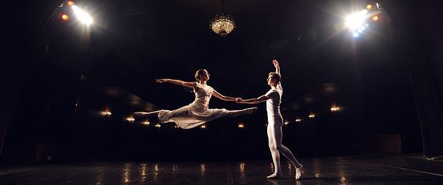 Opera, muzikál nebo balet