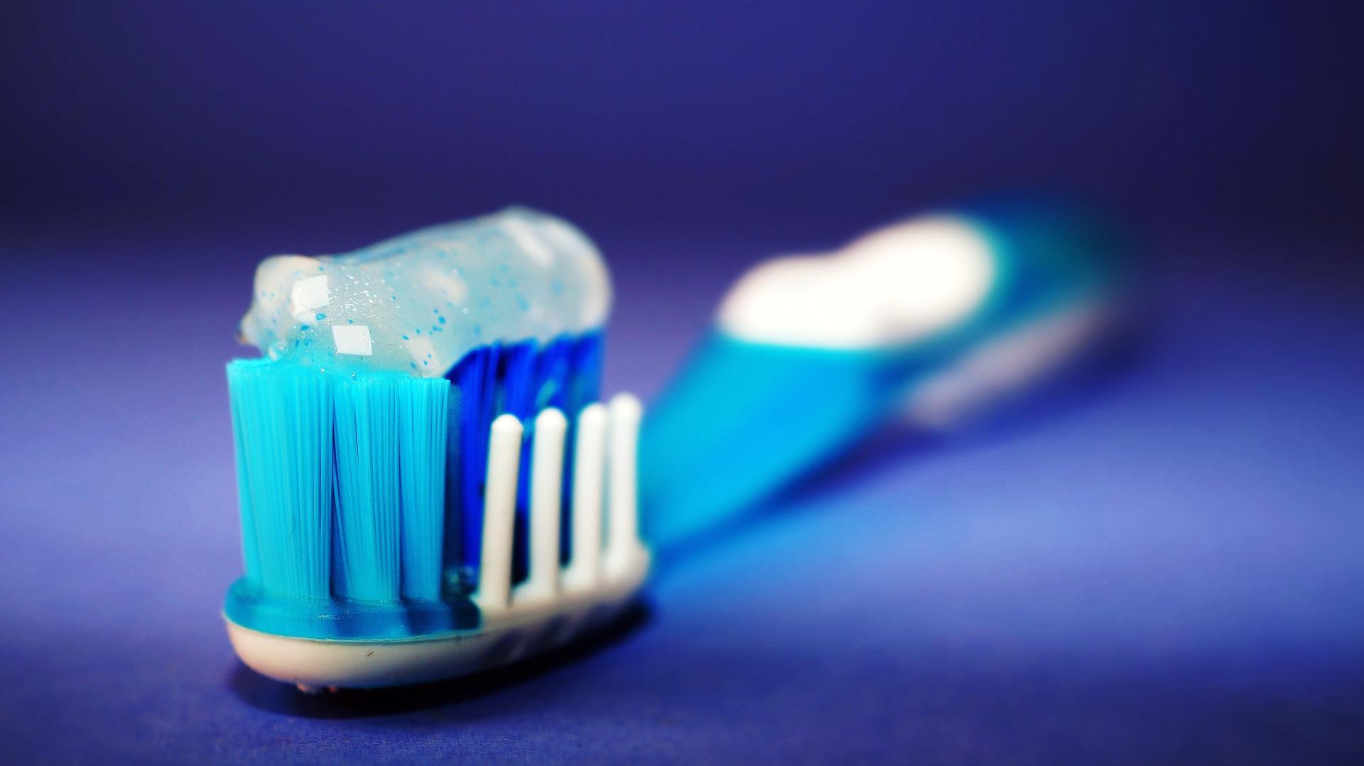 Zubním kartáčkem ke zdravému úsměvu